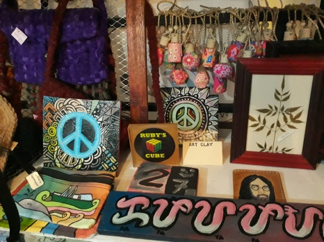 Check out these artsy collectibles for sale!