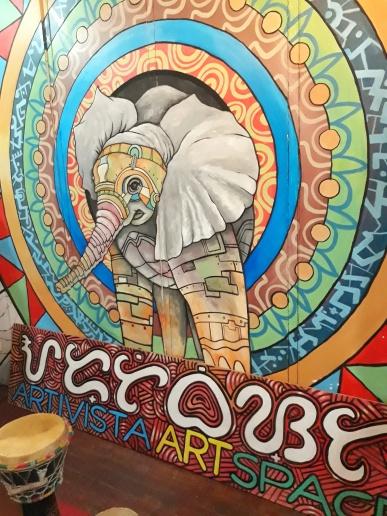 Wall murals by ArtiVista Art Gallery
