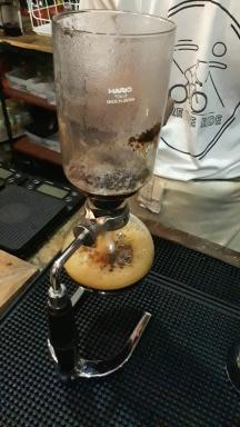 Syphon Coffee Brewing