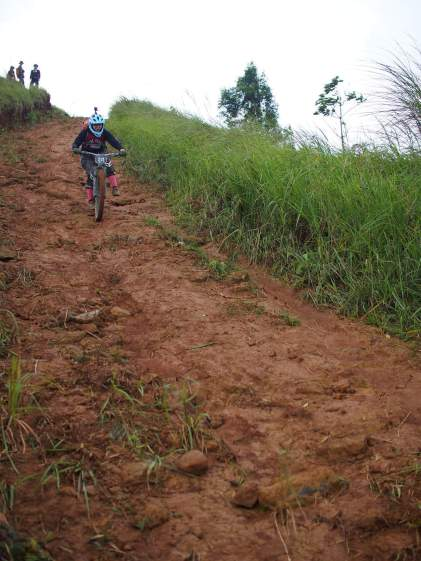 At Mount Balagbag during the 5th Leg of Enduro Alliance